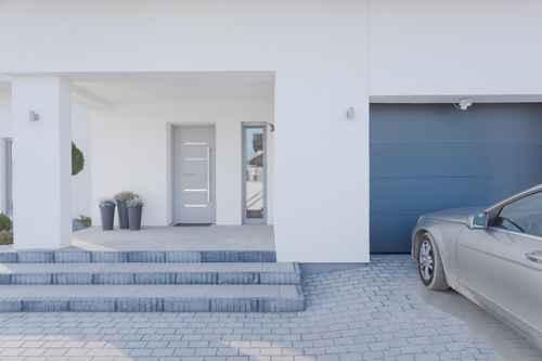 Eingangsbereich Eines Hauses