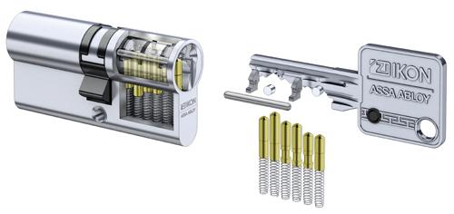 Multiprofil von IKON - BWB Sicherheitstechnik Kiel