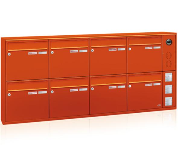 Briefkastenanlage Quadra von Renz - BWB Kiel