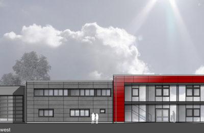 Aus Unseren Projekten: Intelligente Zutrittskontrollanlage Für Die Feuerwehr Preetz