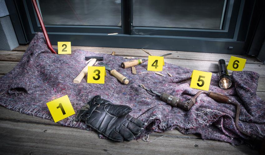 Tatort Deutschland – Wie Einbrecher In Haus Und Wohnung Gelangen