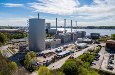 Aus Unseren Projekten: Sicherheitstechnik Für Das Küstenkraftwerk K.I.E.L.