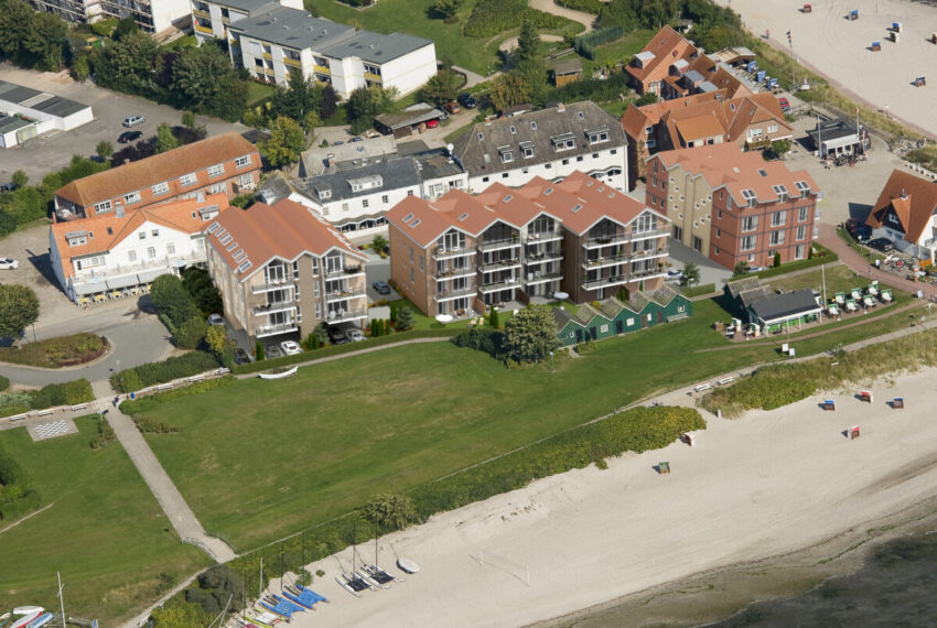 IKON Schließsystem Für Den Ostseepark Meeresblick In Hohwacht